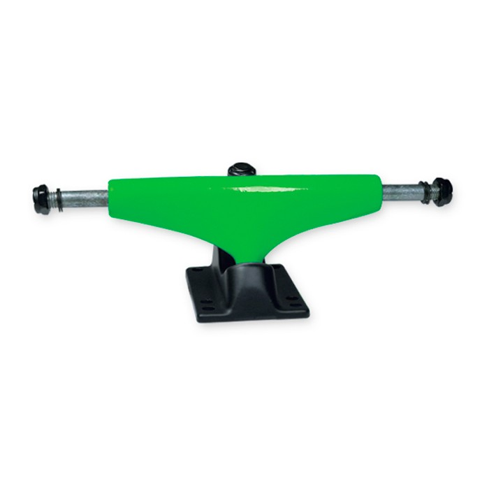 Peril Skateboard Trucks - Neon Green