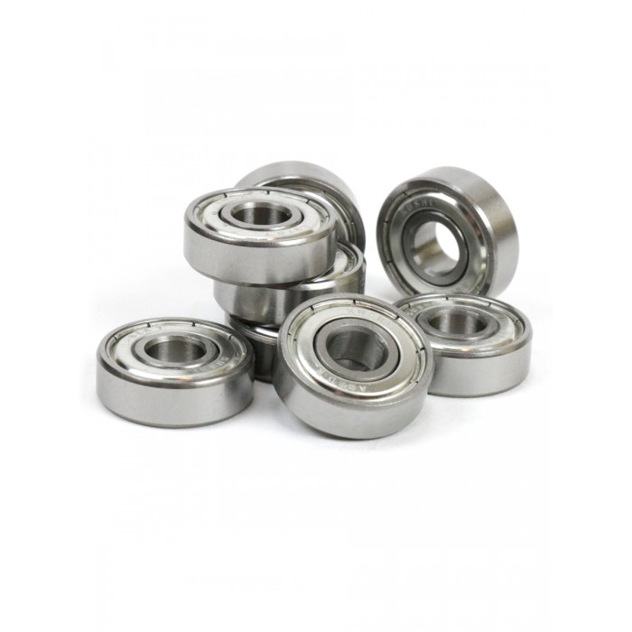 Sushi Chrome Steel Bearings