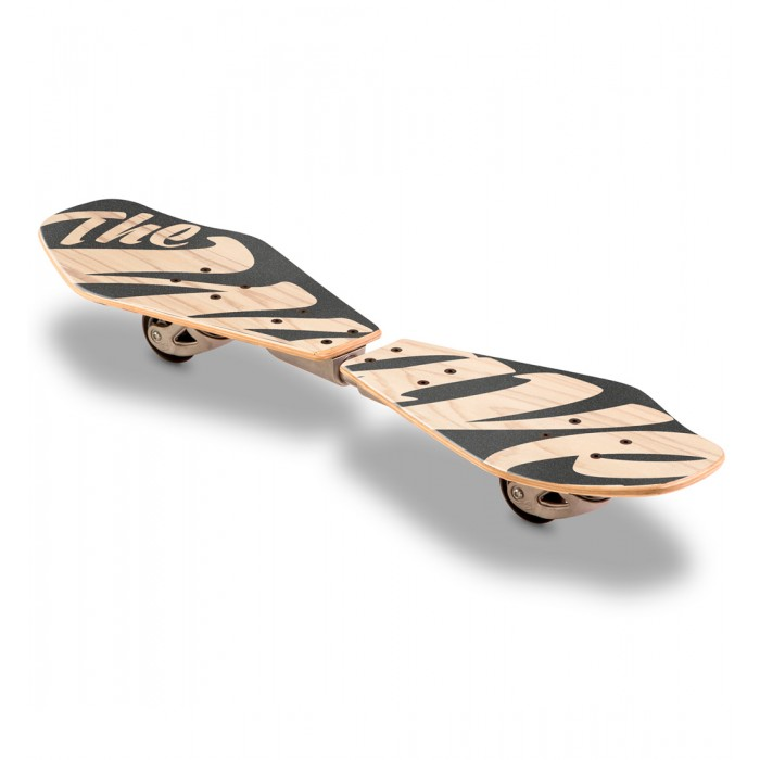Street Surfing Casterboard Wave Rider Wood - Signature