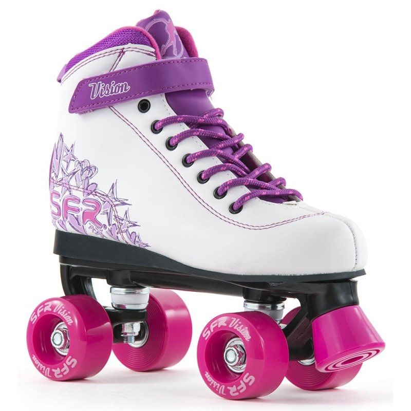 SFR Vision II Kids Quad Skate - Purple