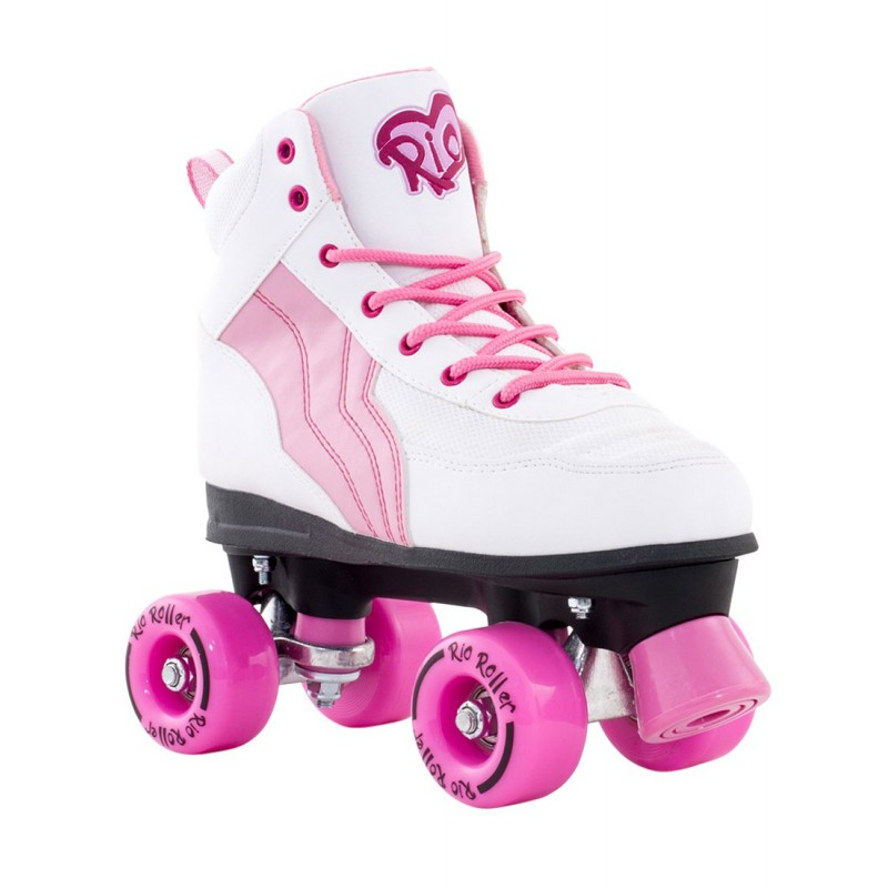 Rio Roller Flower Adult Quad Skate - Limited Edition