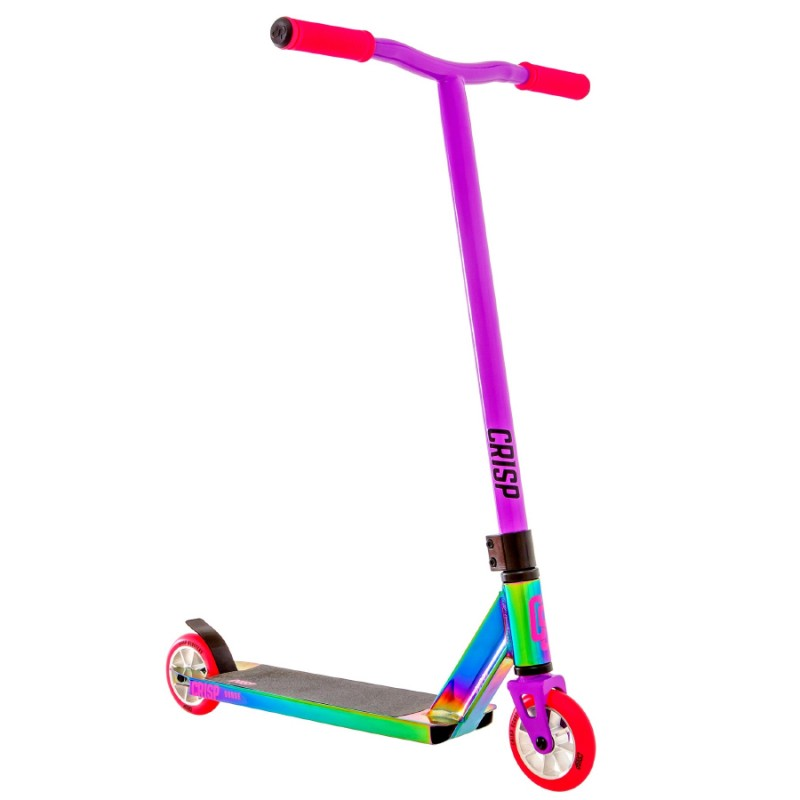Crisp Surge Scooter - Neochrome / Pink