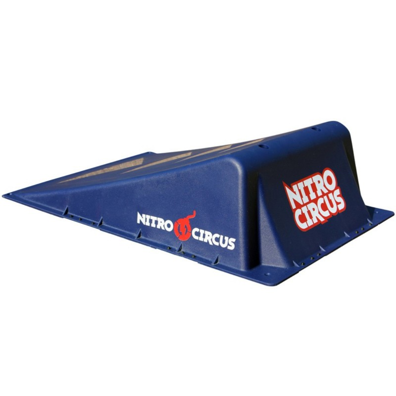 Nitro Circus Single Mini Ramp