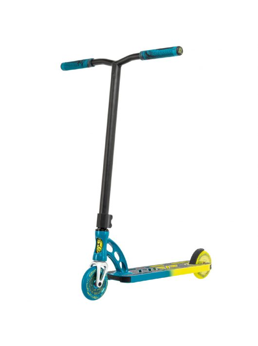 MGP Origin Pro Faded Scooter - Blue/Yellow