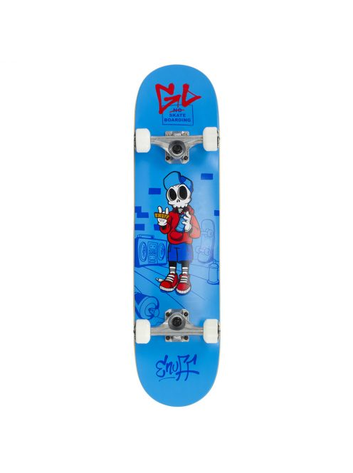 "Enuff Skully 7.75"" Skateboard - Blue"