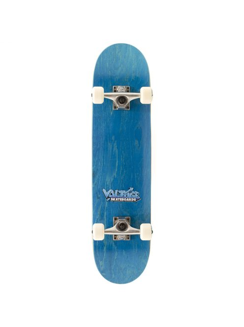 "Voltage Graffiti Logo 7.5"" Skateboard - Blue"