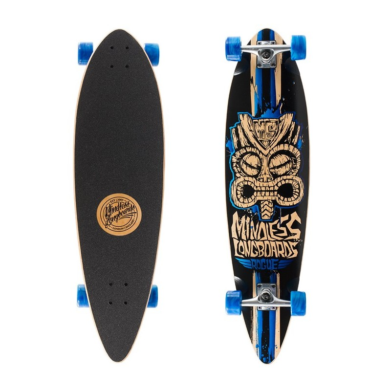 Mindless Tribal Rogue II Longboard Limited - Blue