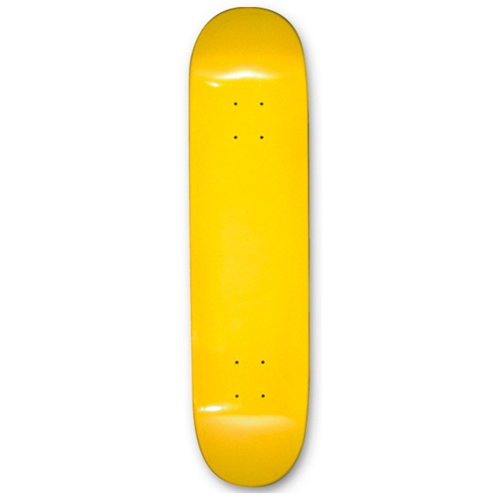 "SDS Dyed 7,75"" Deck - Yellow"