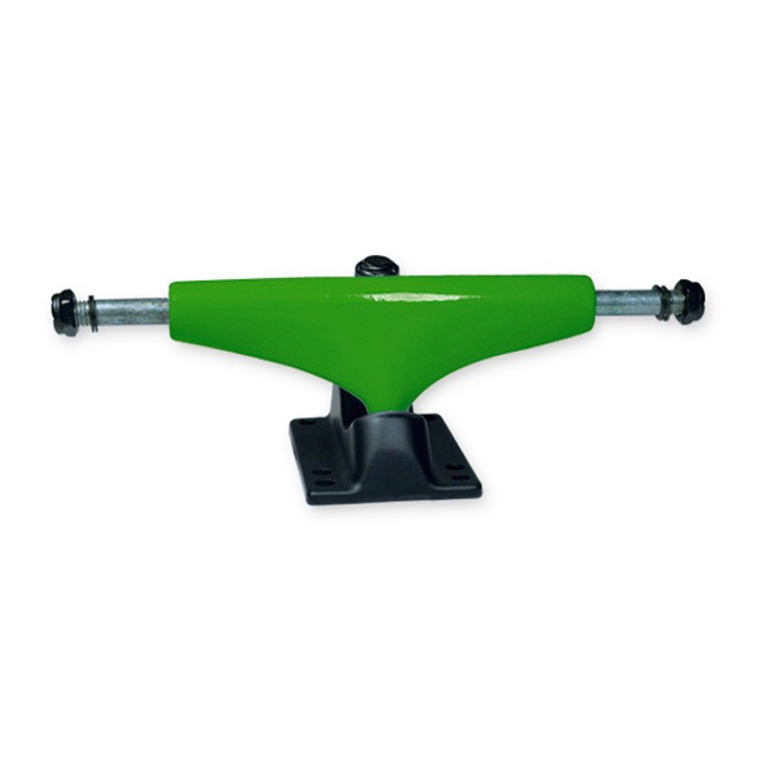 Peril Skateboard Trucks - Green