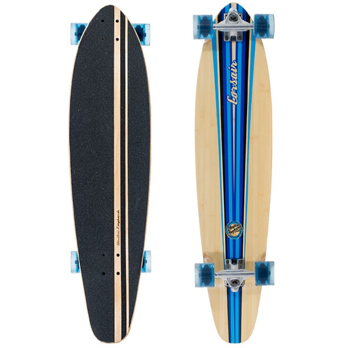 Mindless Corsair III Longboard - Blue