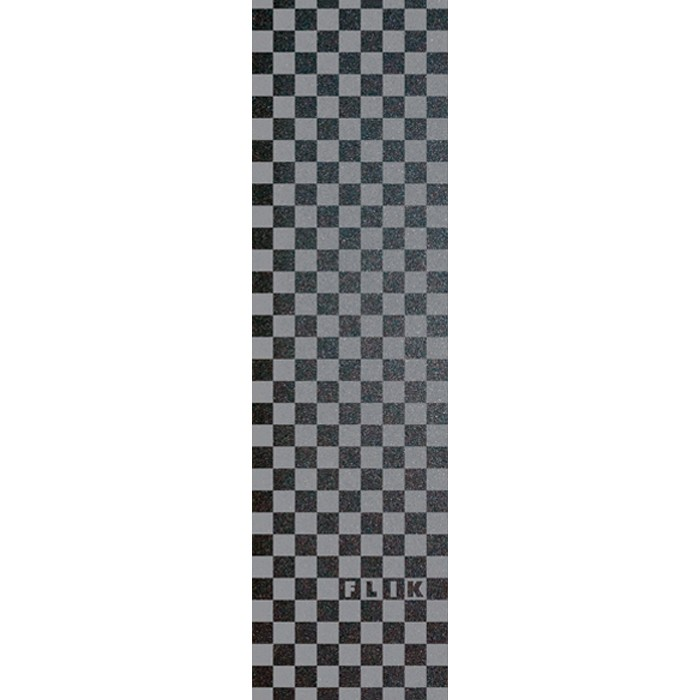 Flik Grip Tape - Checkered Charcoal