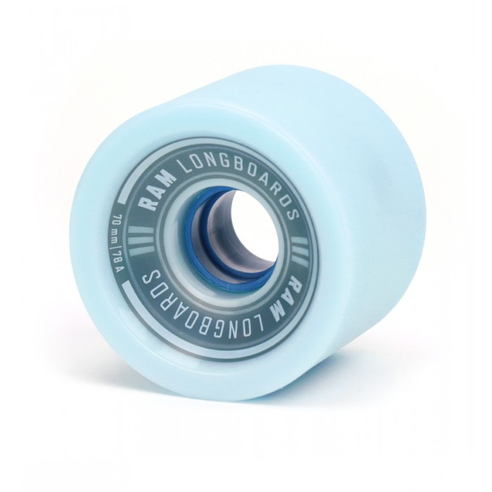 RAM 78A Longboard Wheels - Evening Sand