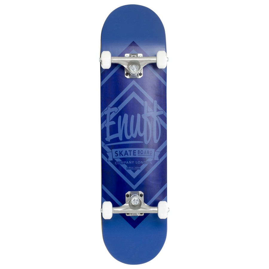 Enuff Diamond Logo Skateboard - Blue