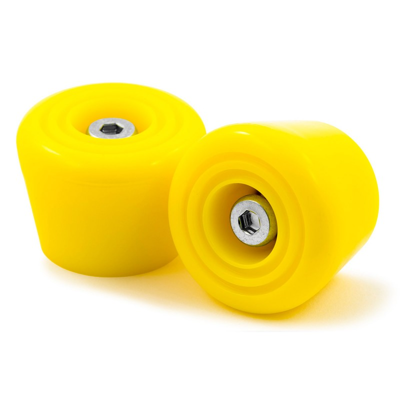 Rio Roller Skate Stopper - Yellow