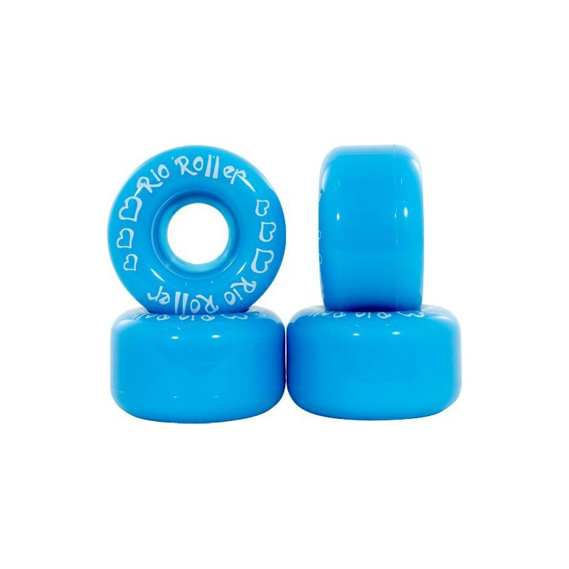 Rio Roller Coster 58 mm Wheel - Blue