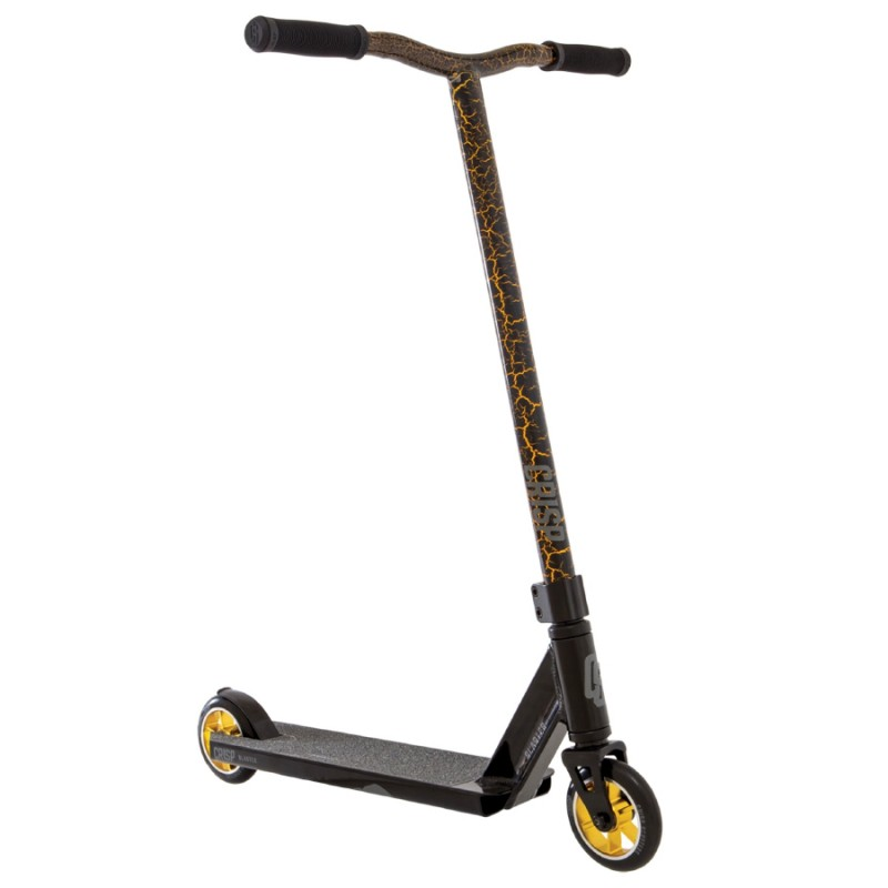 Crisp Blaster Scooter - Black / Gold