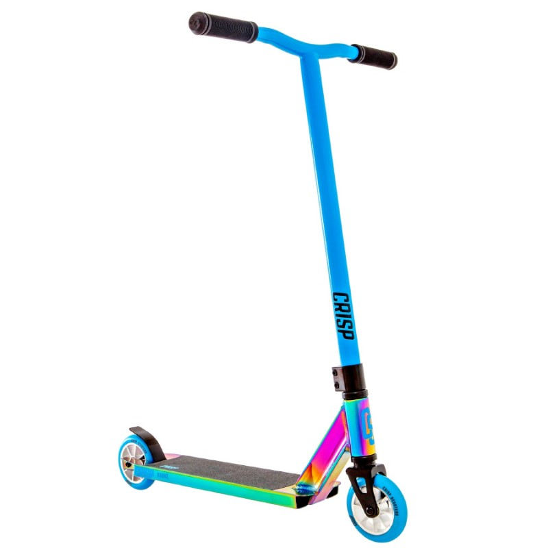 Crisp Surge Scooter - Neochrome / Blue