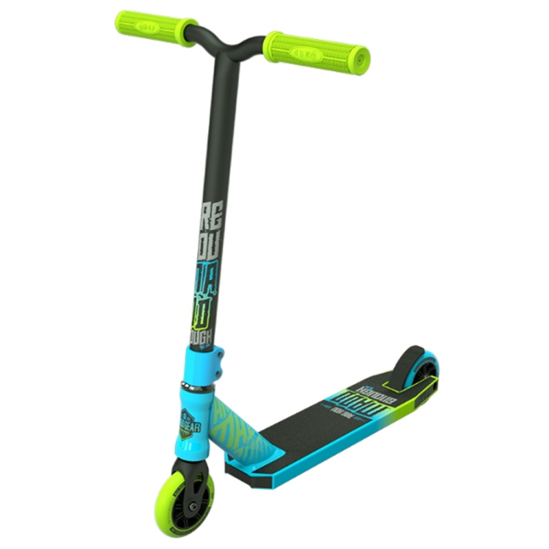 Madd Gear Kick Rascal Scooter - Blue / Green