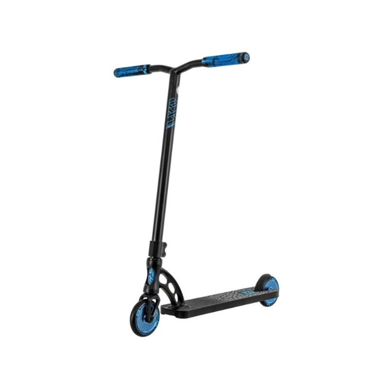 MGP VX9 Pro Black Out Range Scooter - Blue / Black