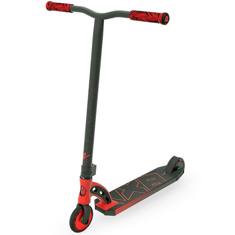 MGP VX9 Pro Fades Scooter - Red / Black