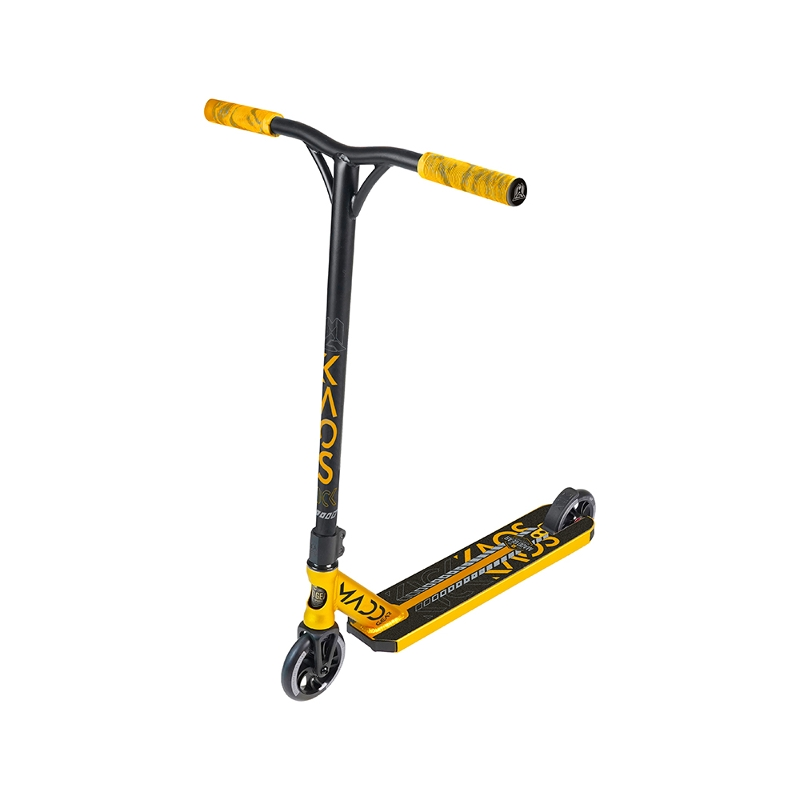 MADD GEAR Scooter Kick Kaos 2020 black/gold