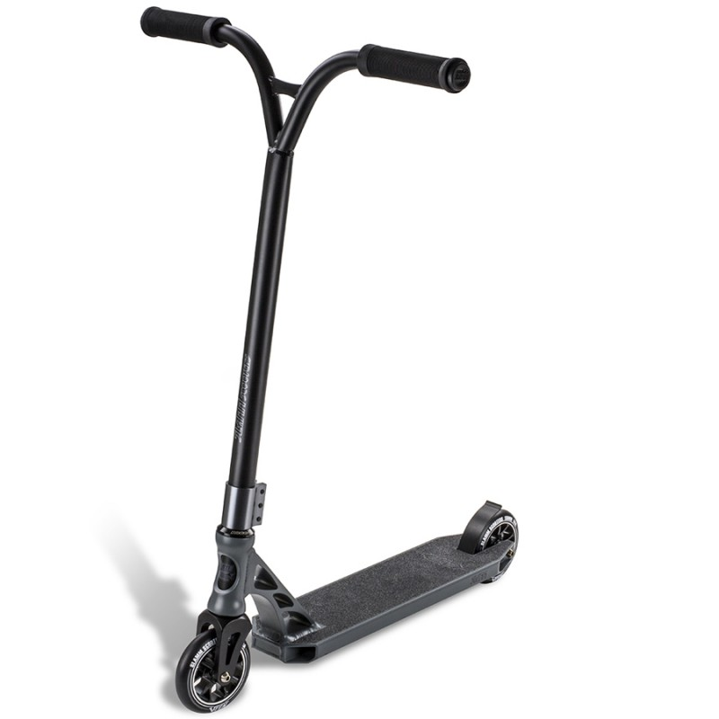 Slamm Urban VII Stunt Scooter - Grey