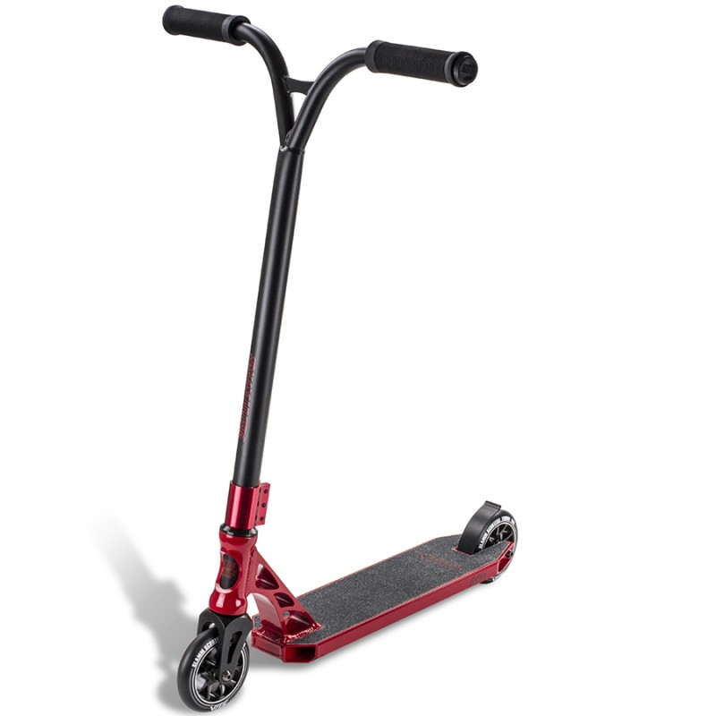 Slamm Urban VII Stunt Scooter - Red