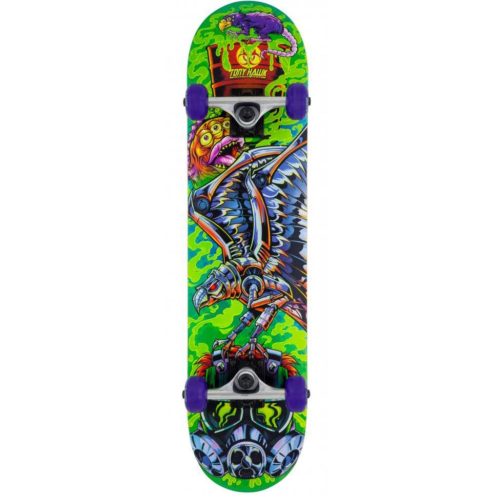 Tony Hawk 360 Series Skateboard -TOXIC 7.5""