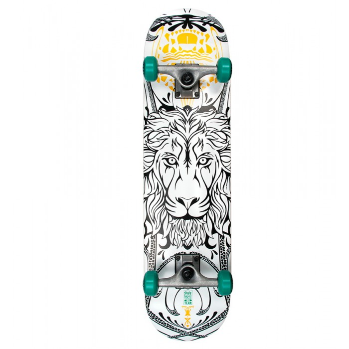 "Area African Baby 7,75"" Skateboard"