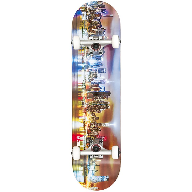 "Zoo York City Trippin 7.875"" Skateboard"