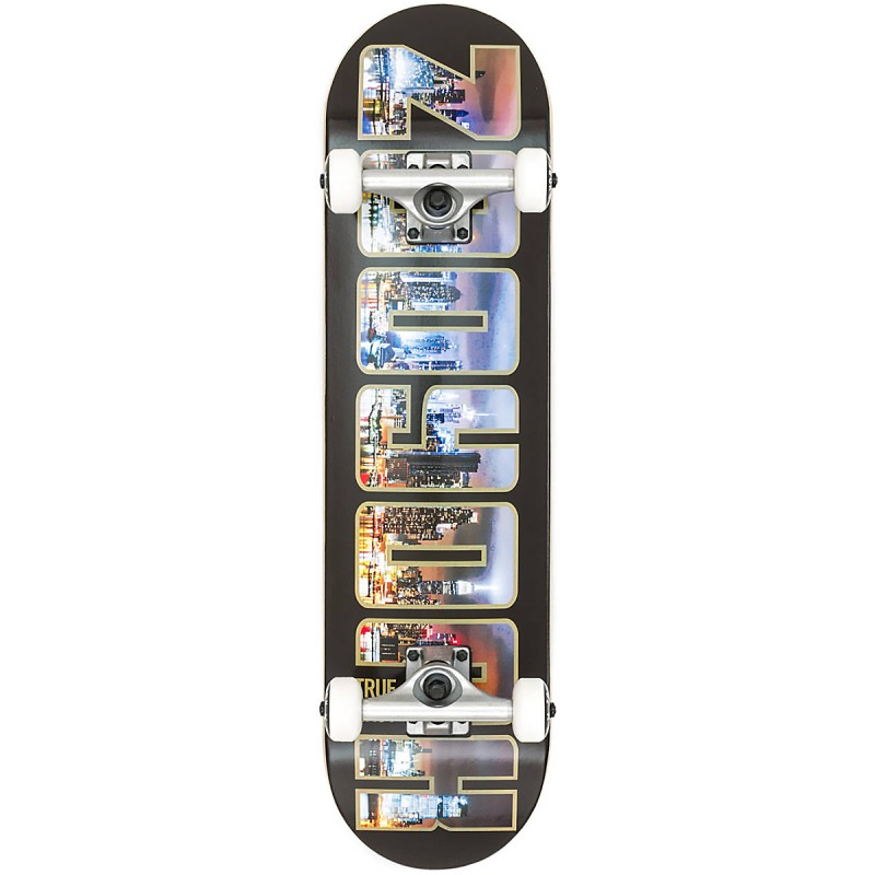 "Zoo York Block Buster 7.625"" Skateboard"