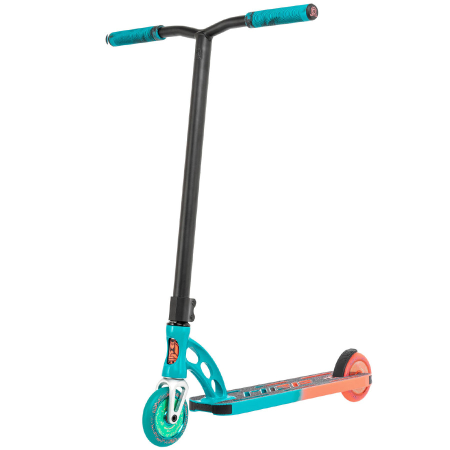 MGP Origin Pro Faded Scooter - Turquoise/Coral