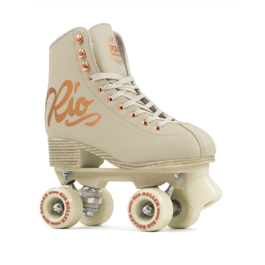 Rio Roller Rose Quad Skate - Cream