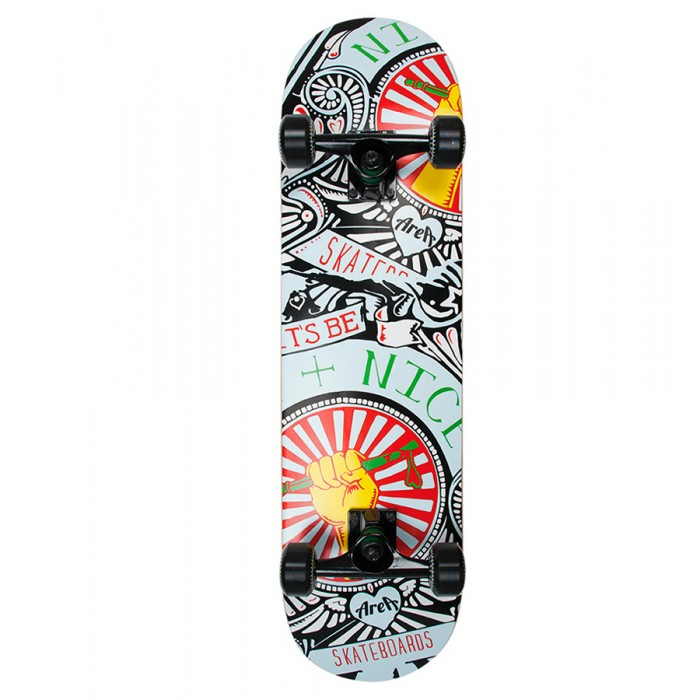 "Area Benice 8"" Skateboard"
