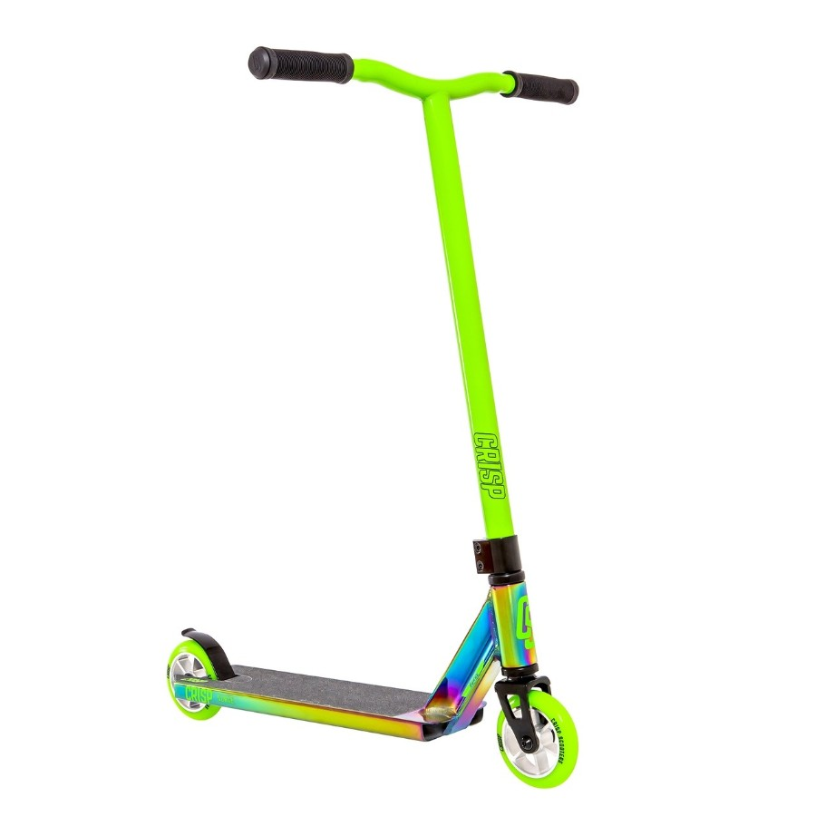 Crisp Surge Scooter 2020 - Chrome Green