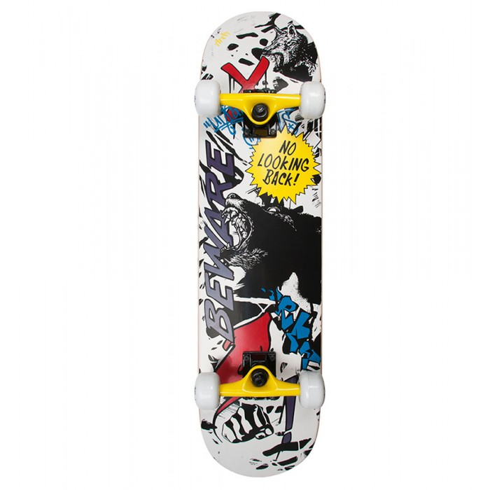 "Area Beware 7,9"" Skateboard"