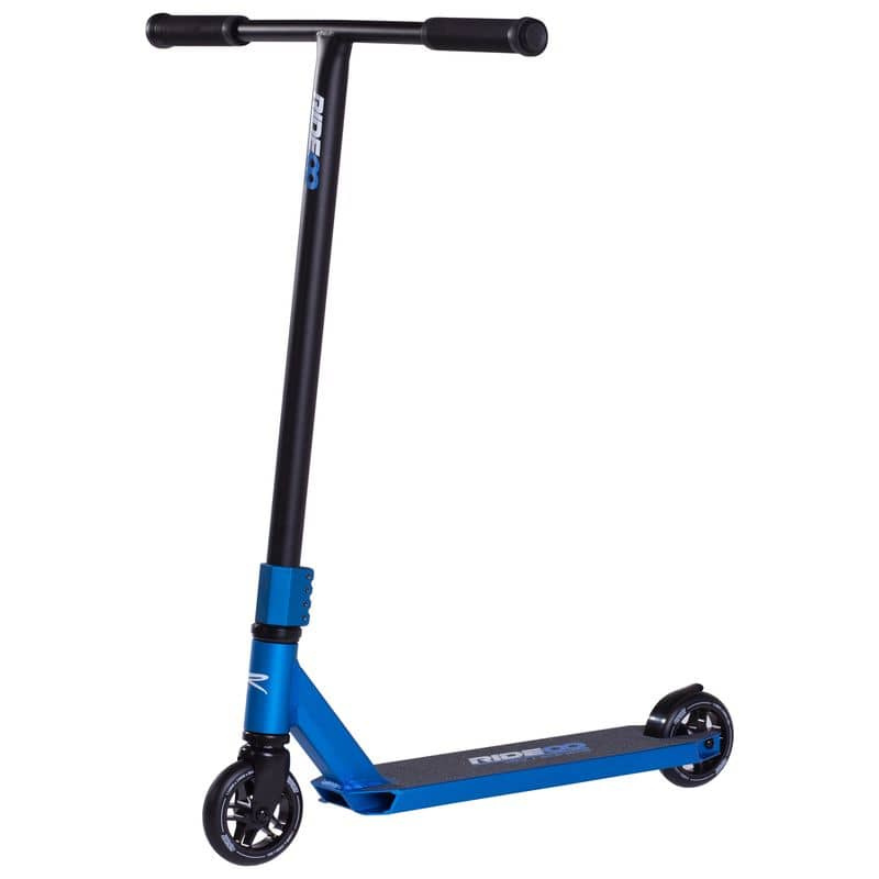 Rideoo Flyby Complete Pro Scooter Blue