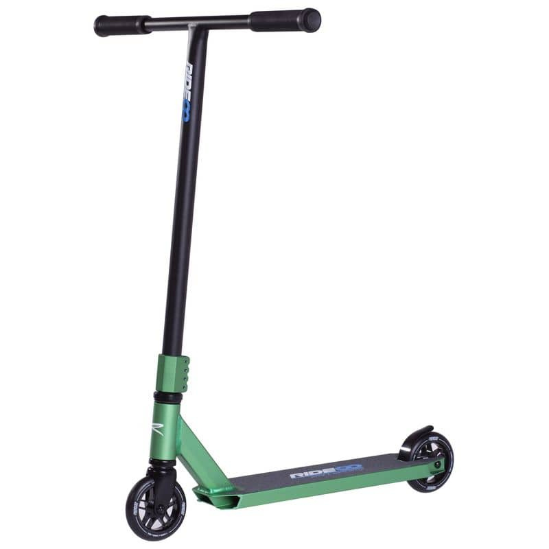 Rideoo Flyby Complete Pro Scooter Green