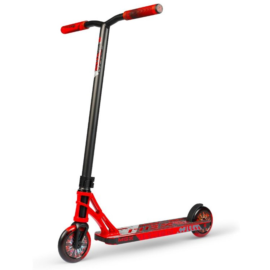 MGP MGX Pro Scooter - Red/Black